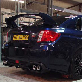 2011 - 2014 Impreza Widebody WRX & STI Sedan/Hatch